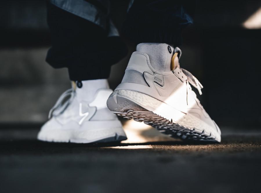 Adidas-Nite-Jogger-Triple-White-3