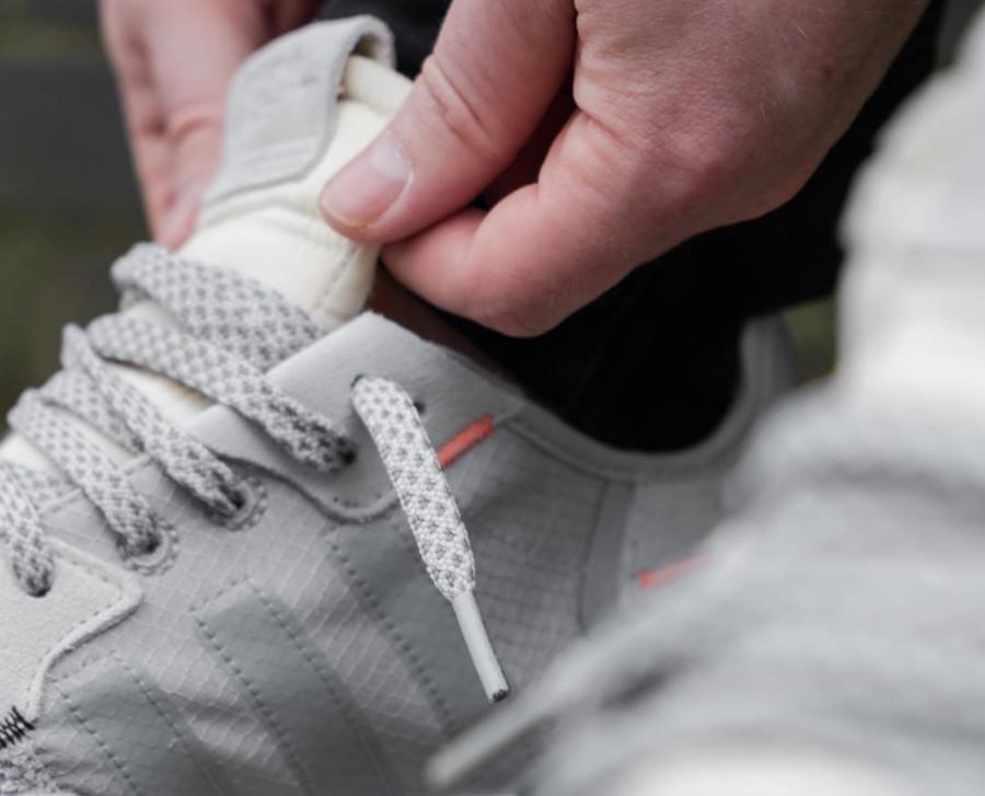 Adidas Nite Jogger grise noire et orange (1)