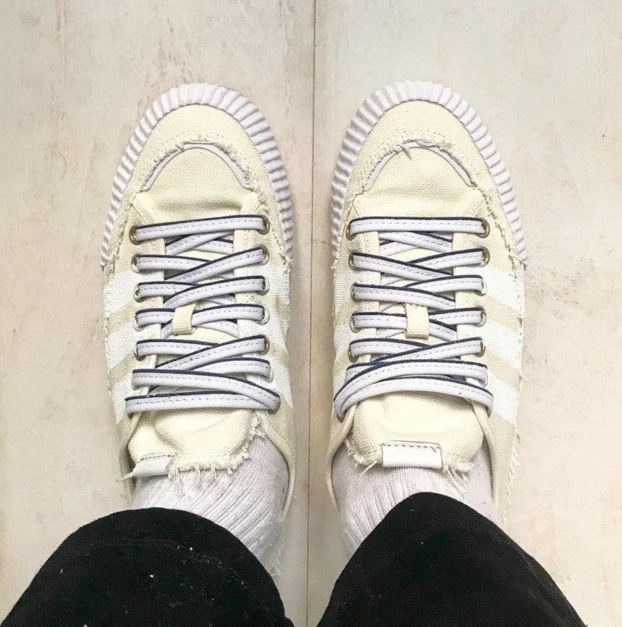 Adidas Nizza Lo DG Donald Glover Beige EG1761 (2)