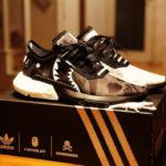 BAPE x Neighborhood x Adidas Pod S3.1 'Core Black'