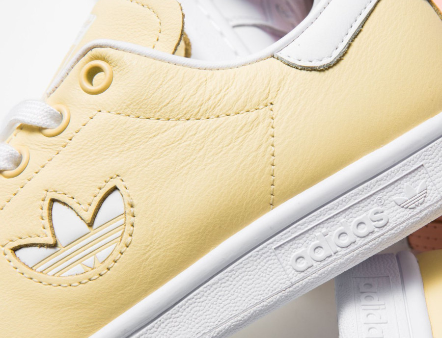 Adidas Stan Smith Easy Yellow Trefoil Pack