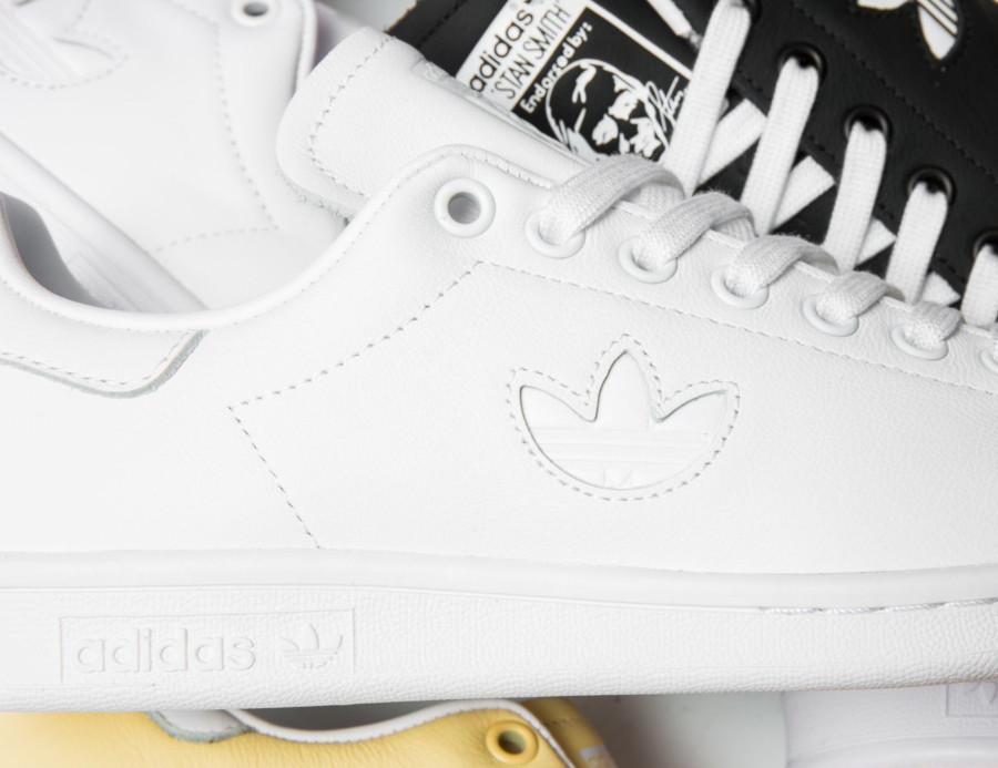 Adidas Stan Smith White blanche Trefoil Pack