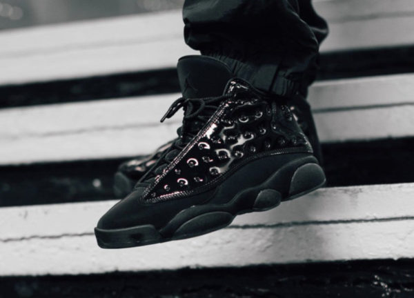 air jordan 13 retro noir rouge