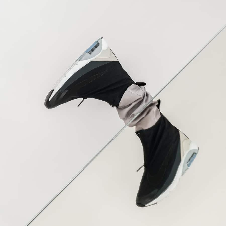Ambush x Nike Air Max 180 Hi noire (2)