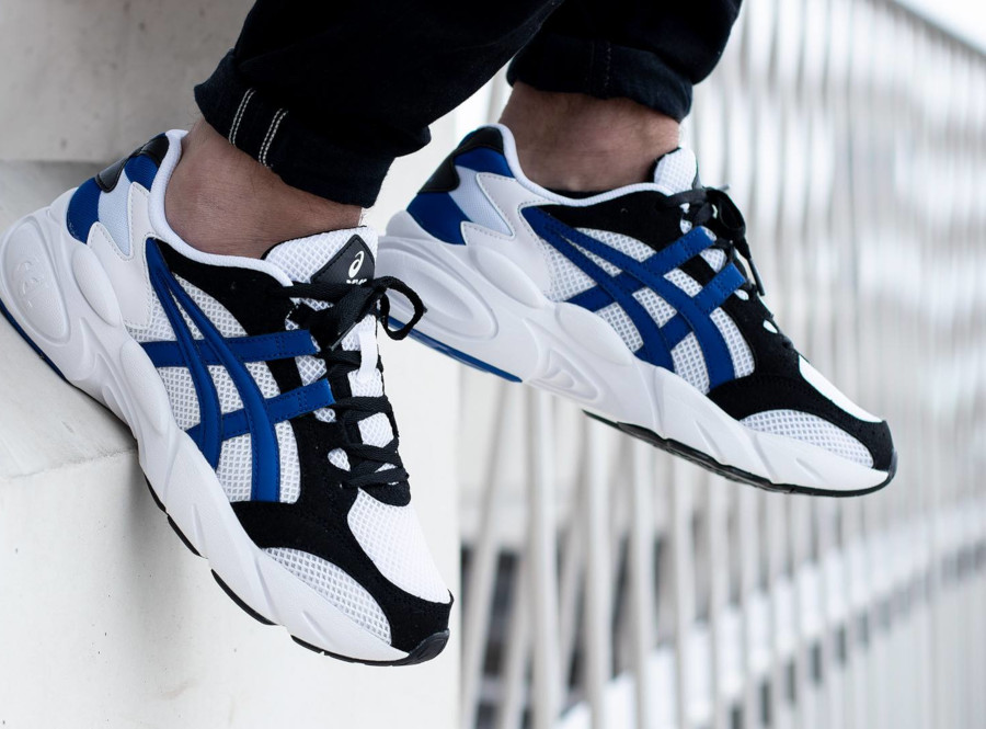 Asics Gel Bondi 'White Blue'