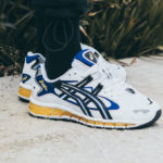 Asics Gel Kayano 5 360 OG White Black Yellow Blue