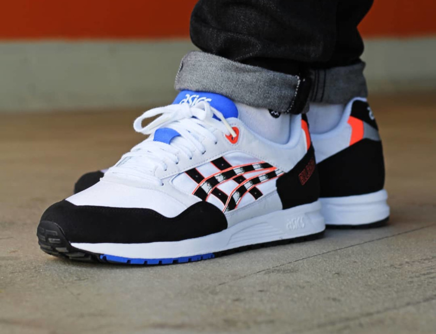 Asics Gel Saga OG Zebra 'White Black'