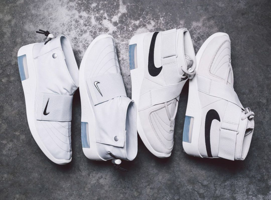 Fear Of God x Nike Air 180 Moc Pure Platinum (3)