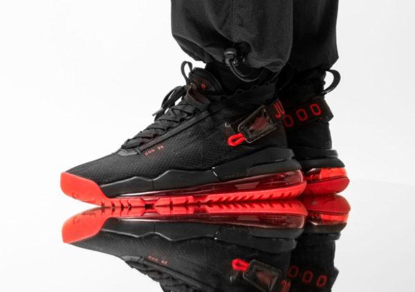 en soldes 1ccd6 c0342 Faut-il acheter la Jordan Proto Max 720 Bred Black Red ...