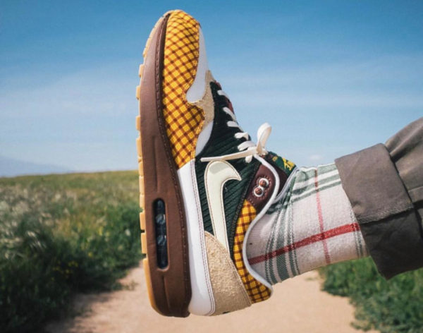 Laika x Nike Air Max 1 Susan Missing Link (couv)