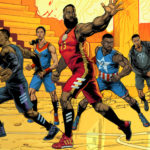 Marvel Avengers x Adidas Basketball