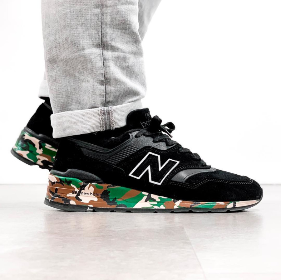 New Balance M997MP Camo Midsole - @eddie__020