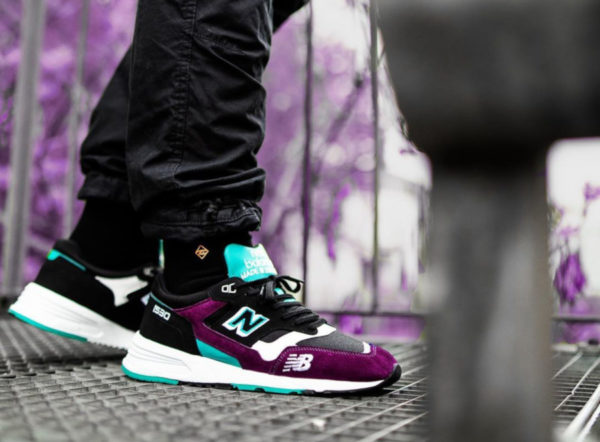 New Balance M1530KPT 90's Remix Pack on feet