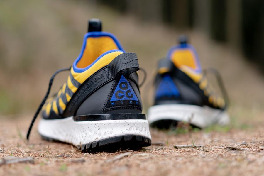 Nike ACG React Terra Gobe Amarillo Black (3)
