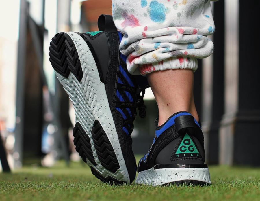 Nike ACG React Terra Gobe Black Hyper Royal (2)