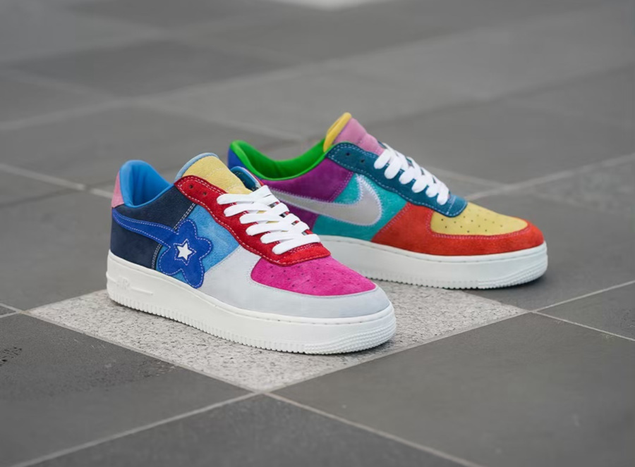Nike Air Force 1 What the Swoosh (1)