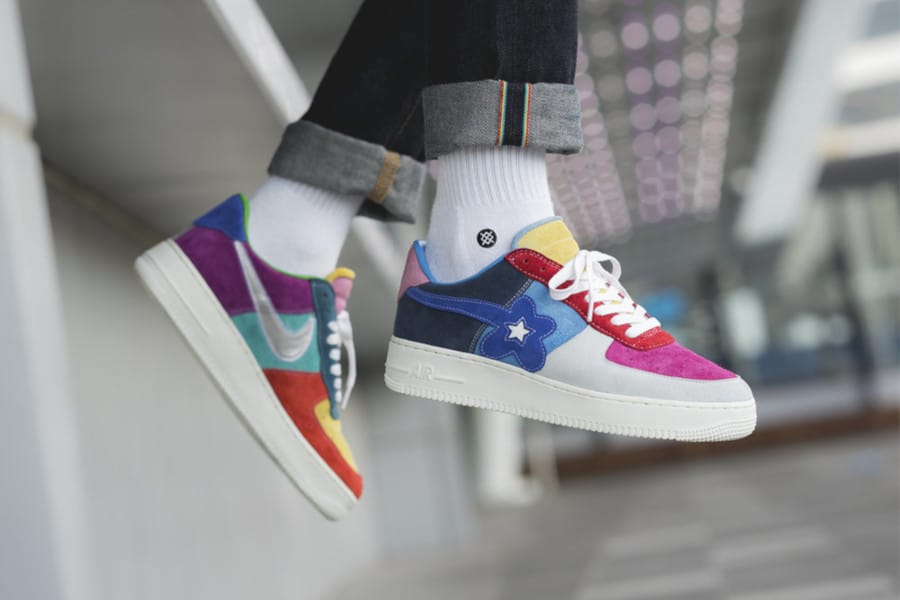 Nike Air Force 1 What the Swoosh (3)