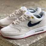 Nike Air Max 1 By You Suede par Regularolty