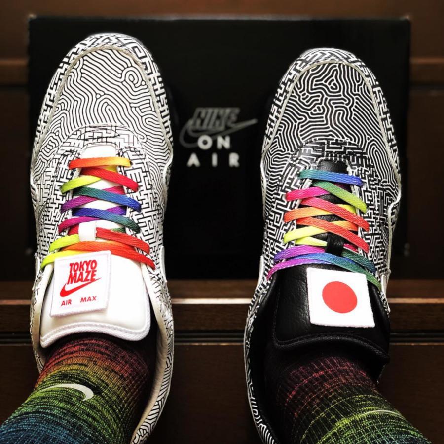 Nike Air Max 1 On Air Tokyo Maze Yuta CI1505-001 (1)