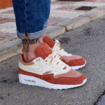 Nike Air Max 1 Premium By You 'Pinned Swoosh'