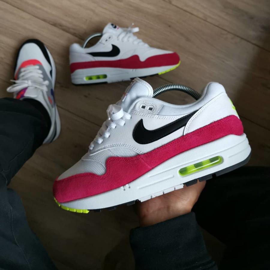meilleur service 9c0e5 db24a Faut-il acheter la Nike Air Max 1 Rush Pink AH8145-111 ?