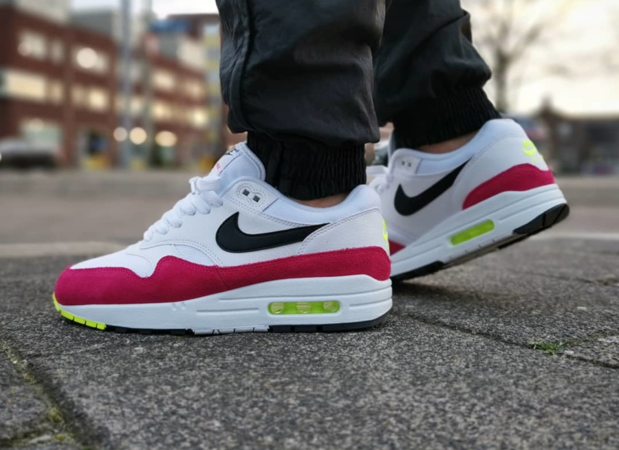 fast delivery release info on stable quality Faut-il acheter la Nike Air Max 1 Rush Pink AH8145-111 ?