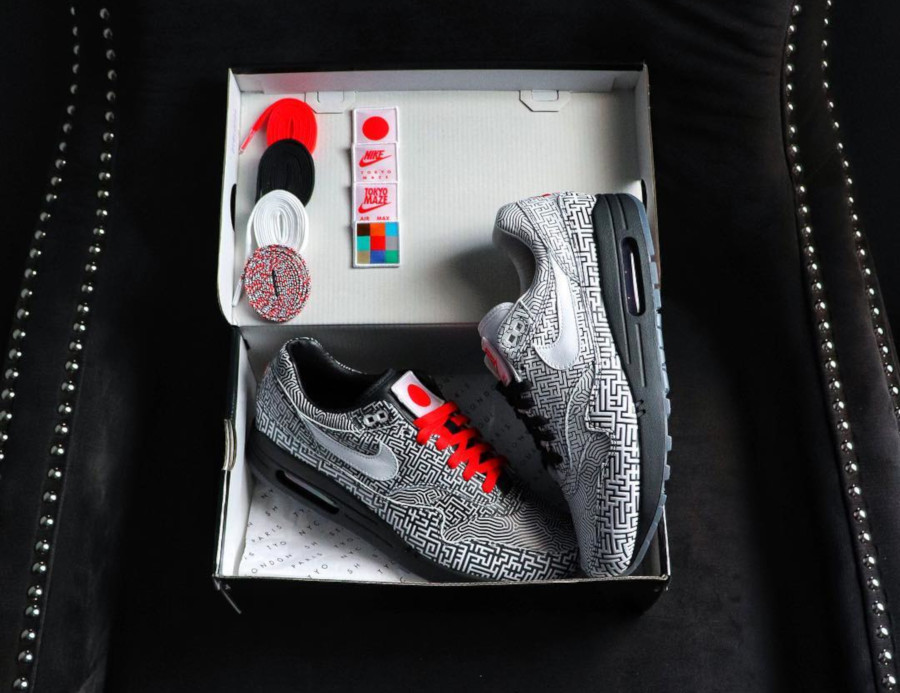 Nike Air Max 1 Tokyo Maze - @jaygeefromkc