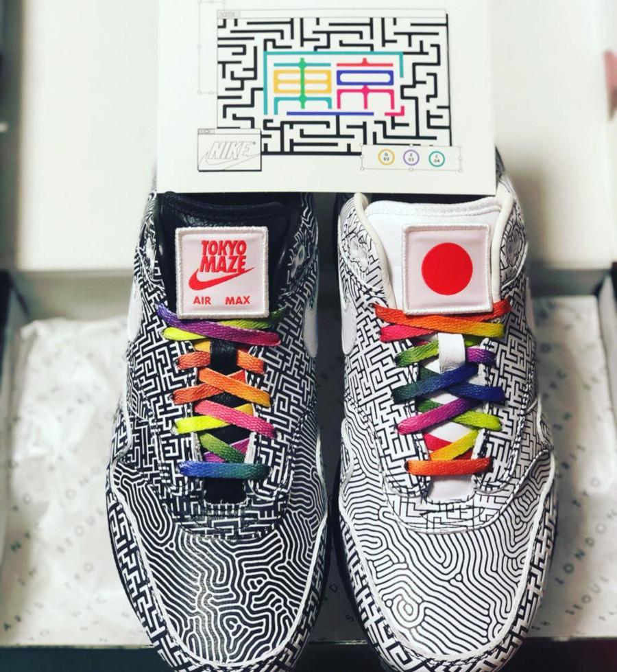 Nike Air Max 1 Tokyo Maze by Yuta Takuman (5)