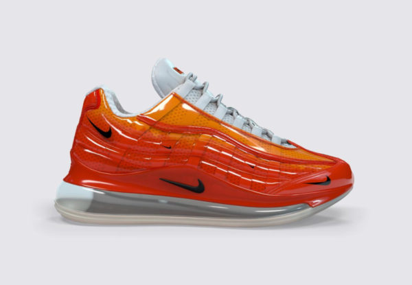 Nike Air Max 720 95 ID Heron Preston Nike by You (2)