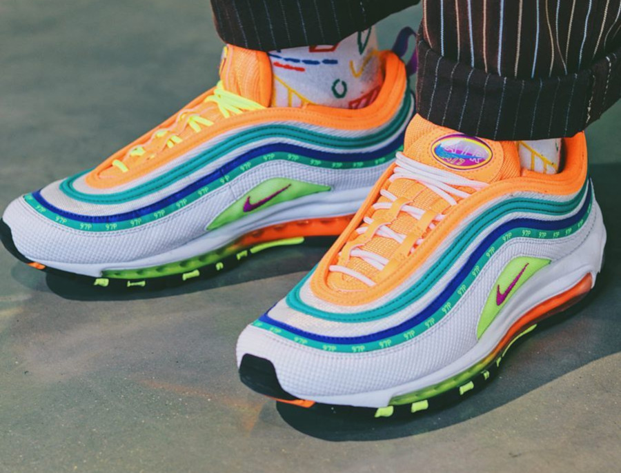 Nike Air Max 97 Summer of Love by Jasmine Lasode (3)