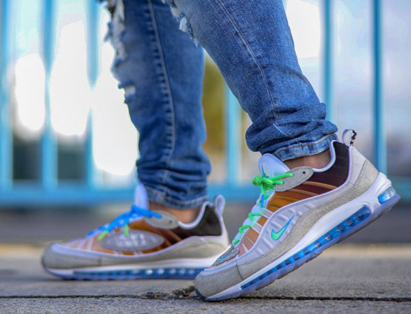 Nike Air Max 98 On Air NYC La Mezcla