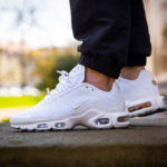 Nike Air Max Plus Tuned 1 'Triple White'