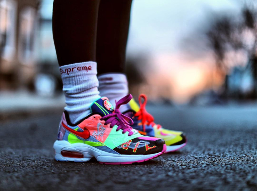 Nike Air Max2 Light QS Atmos Multicolor BV7406-001 (1)