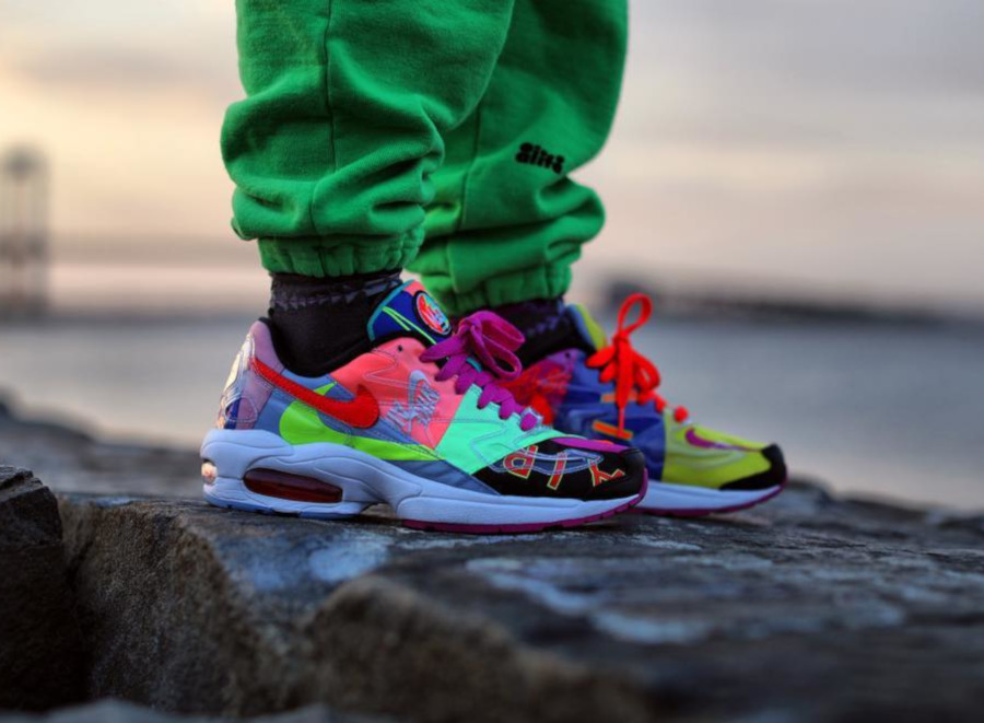 Faut il acheter la Nike Air Max2 Light QS Atmos Multicolor