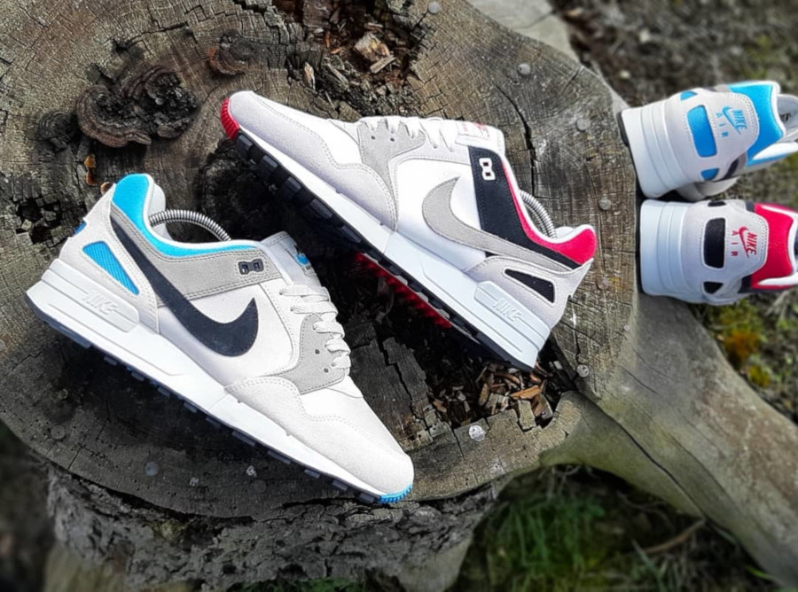 Nike Air Pegasus '89 SE Vivid Blue & Rose Coral