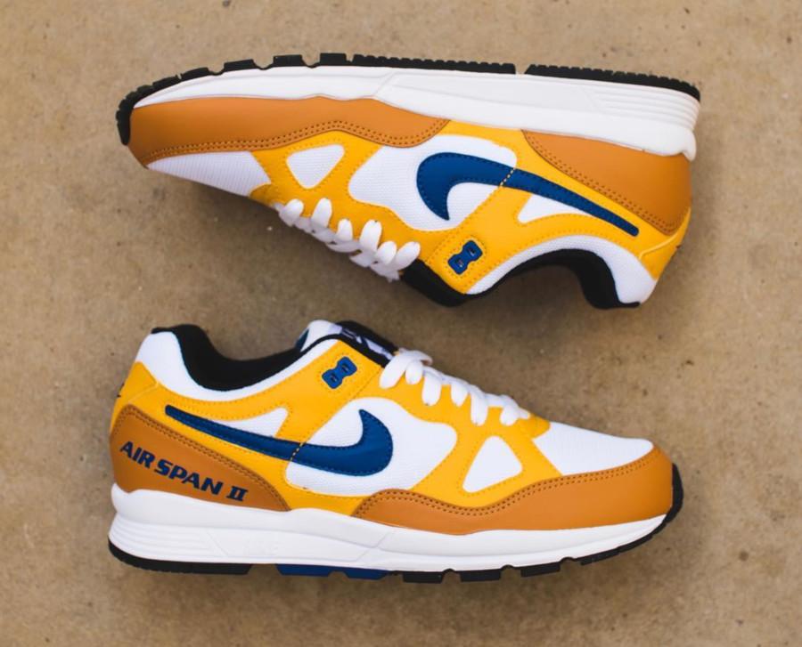 Nike Air Span II 'Curry' (1-1)