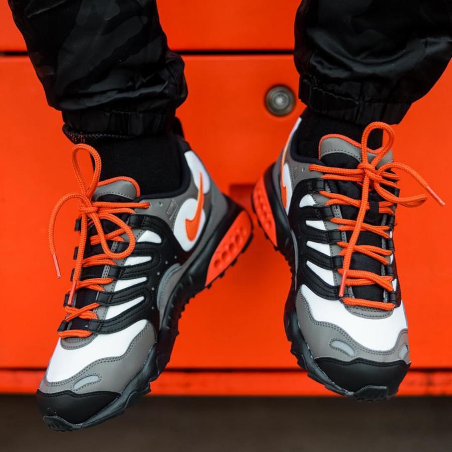 Nike Air Terra Humara Olive Grey - @pastisdope