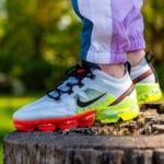 Nike Air Vapormax 2019 'Volt' Retro Future