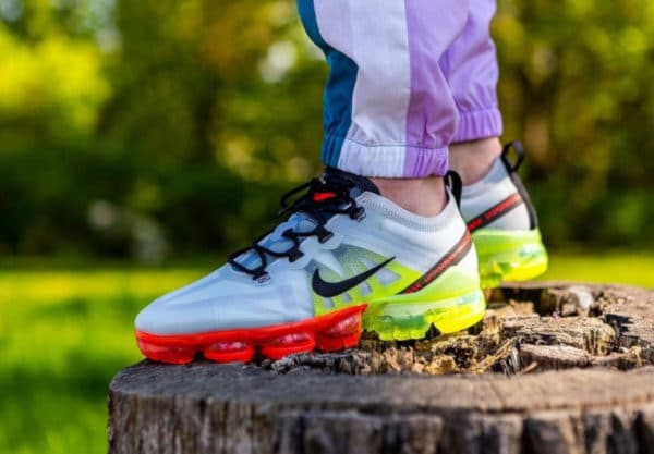Nike Air Vapormax 2019 Volt Throwback Future AR6631-007