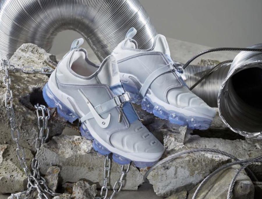 Nike Air Vapormax Plus Works in Progress by Lou Matheron
