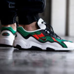 Nike Air Zoom Alpha 'Lucid Green Habanero Red'