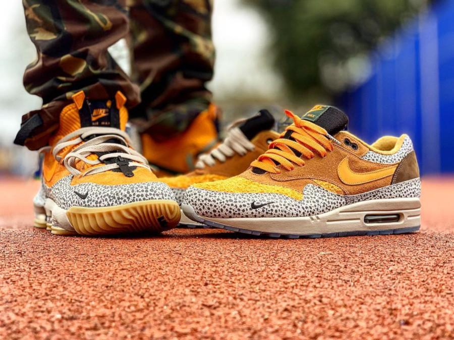 Nike Lebron 16 Atmos Safari - @vanwilljamz (1)