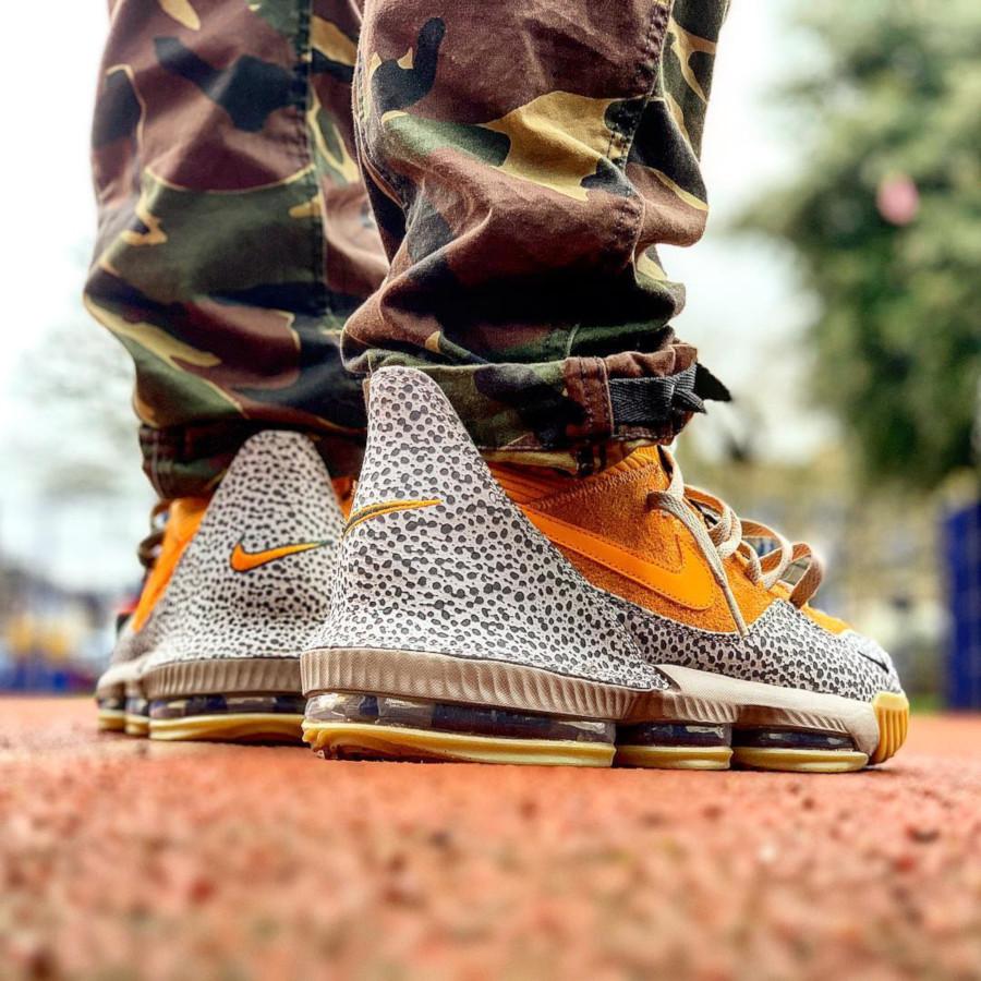 Nike Lebron 16 Atmos Safari - @vanwilljamz