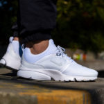 Nike Presto Fly World Triple White
