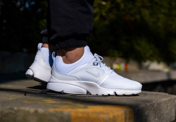 Nike Presto Fly World blanche Triple White AV7763-101
