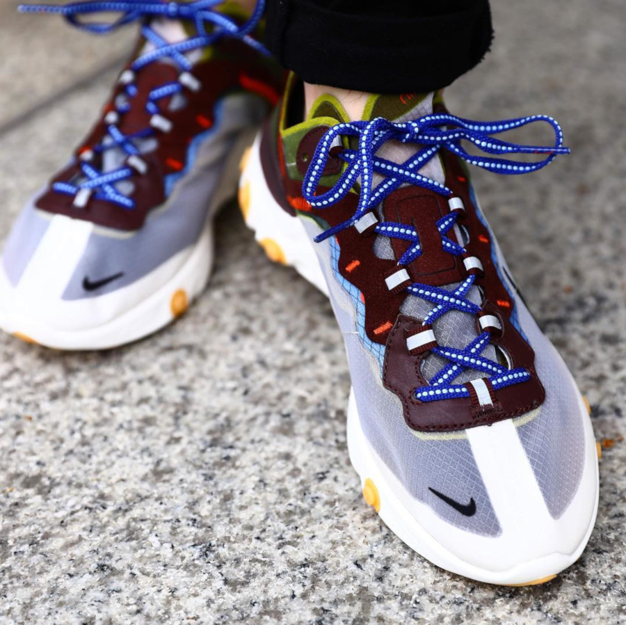 Nike React Element 87 Moss Black El Dorado (3)