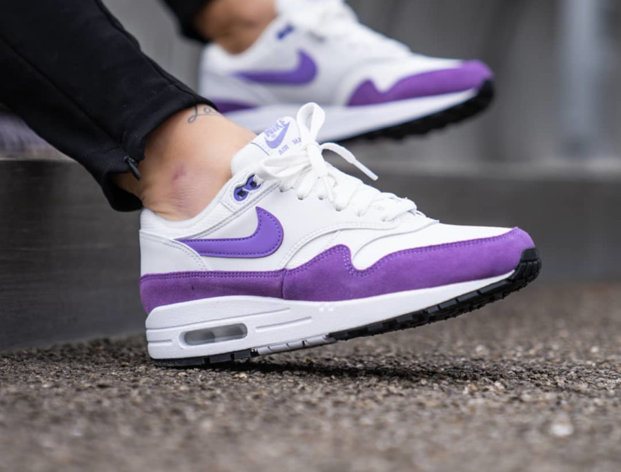 good selling picked up sells Faut-il acheter la Nike Wmns Air Max 1 Atomic Violet 319986 ...