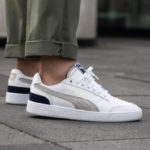 Puma Ralph Sampson OG White Gray Violet Peacoat Retro 2019