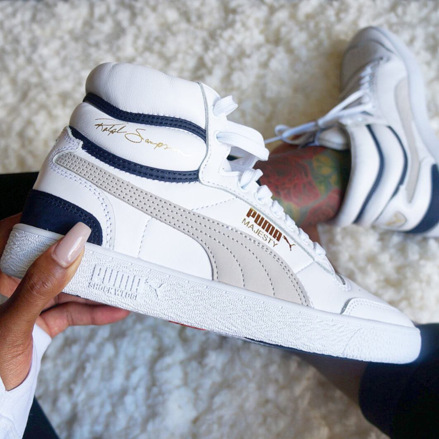 Puma Ralph Sampson OG Mid White Gray Violet Peacoat (1)