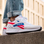 Reebok Pyro 'White Neon Red'